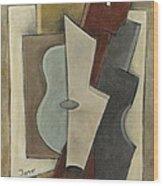 Sonata Il Wood Print