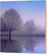 Sonata Wood Print