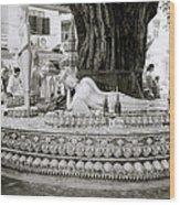 Songkan Wood Print