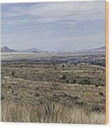 Sonoita Arizona Wood Print