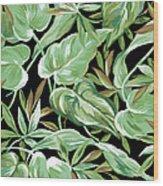 Soothing Tropics Wood Print