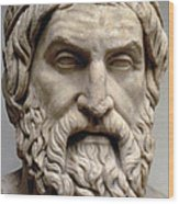 Sophocles Wood Print