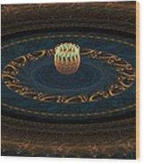 Sorcerer's Wheel Wood Print