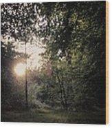 Soul Clearance - High Wood Print