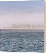 Soulscape Bodega Bay Iridescence Wood Print