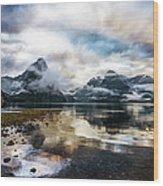 Sound Asleep | Fiordland, New Zealand Wood Print