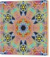 Source Fabric K1 Wood Print