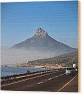 South African Cruising Wood Print