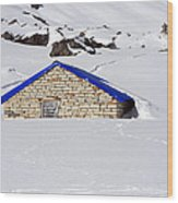 South Annapurna Base Camp - Nepal 04 Wood Print
