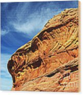 South Coyote Buttes 6 Wood Print
