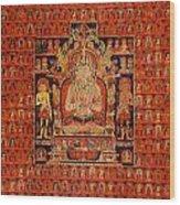 South East Asian Art Wood Print