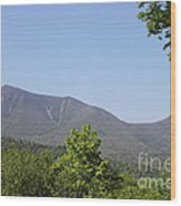 South Hancock Mountain New Hampshire Wood Print