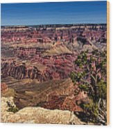 South Rim. Grand Canyon Wood Print