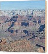South Rim Grand Canyon National Park Wood Print