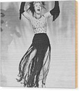 South Sea Sinner, Shelley Winters, 1950 Wood Print