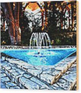 Southern California's Wafarers Chapel 7 Wood Print