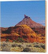 Southern  Utah Wood Print