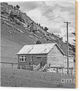 Southland Farmhouse Wood Print