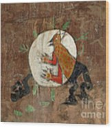 Southwest 4 Wood Print