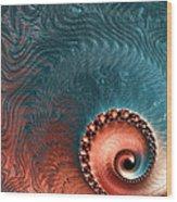 Southwest Palette  Wood Print