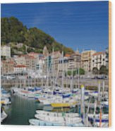 Spain, Basque Country Region, Guipuzcoa Wood Print