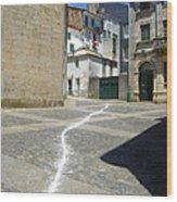 Spain Series 15 Wood Print