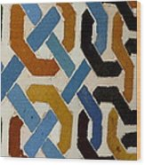 Spain Wall Wood Print