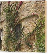Spanish Church Wall Wood Print