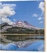 Sparks Lake Wood Print