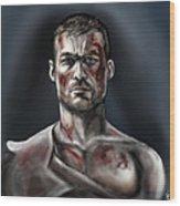 Spartacus Champion Of Capua Wood Print