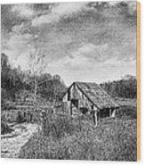 Spencer Barn Wood Print