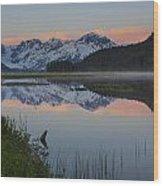 Spencer Galcier Sunrise Wood Print