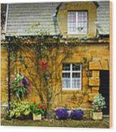 Spencer Gatehouse Uk Wood Print