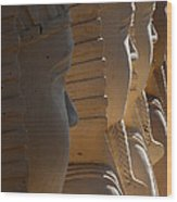 Sphlined Wood Print