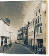 Spice Island Old Portsmouth. Wood Print