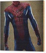 Spider-man 2.1 Wood Print by Movie Poster Prints