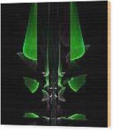 Spinal Tap Wood Print