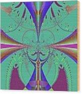 spinalis I Wood Print