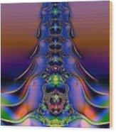 Spine Wood Print