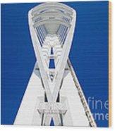 Spinnaker Tower Portsmouth Uk Wood Print