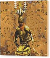 Spirit Dance Wood Print