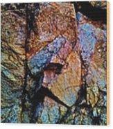 Spirit Of The Mountain Wood Print