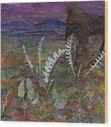 Spirit On The Tundra Wood Print
