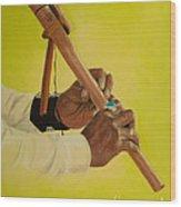 Spirit Whisperer Wood Print