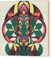 Spiritseed Wood Print