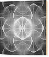 Spiritual Glow Wood Print