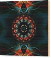 Spiritual Magic Wood Print