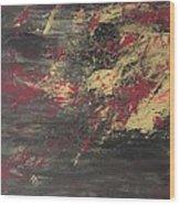 Splashed Wood Print