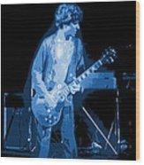 Spokane Blues In 1977 Wood Print