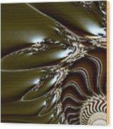 Spore Wood Print